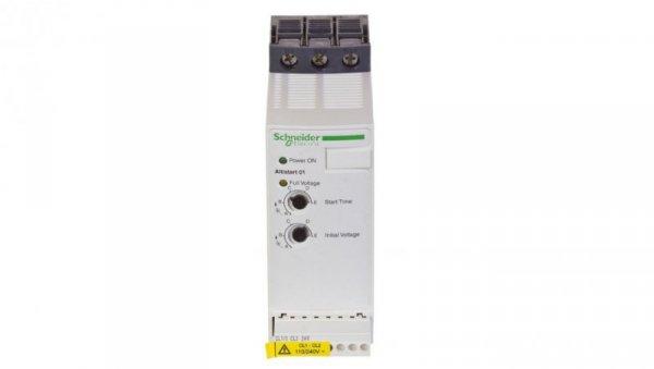 Softstart 1/3-fazowy 110-480V 25A 2,2/3-5,5/7,5-11kW 230/230/400V Altistart ATS01N125FT