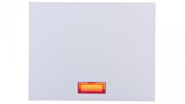 K.1 Klawisz z 5 dołączonymi soczewkami aluminium mat lakierowany 14157024