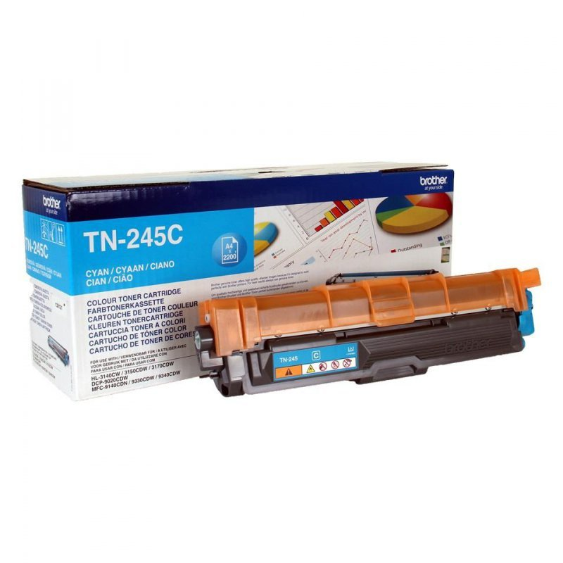 Toner Brother TN-245C cyan