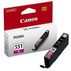 Tusz Canon CLI-551 Magenta