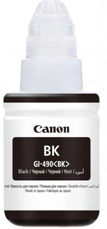 Tusz Canon GI-490 Black (135ml)