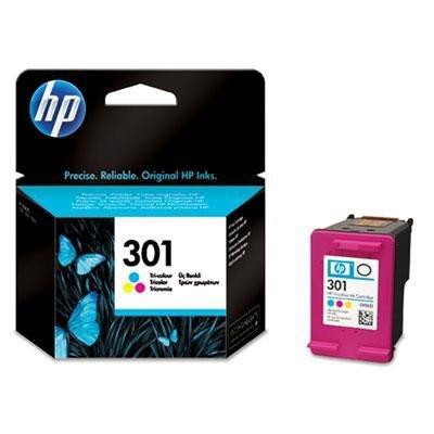 Tusz HP 301 Color
