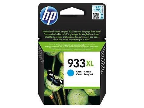 Tusz HP 933XL cyan