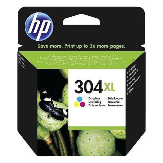 Tusz HP 304XL Tri-Color