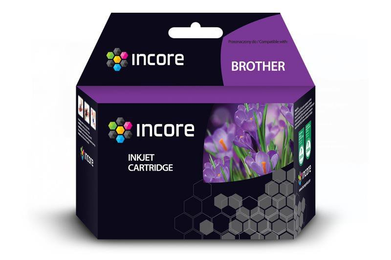 Tusz INCORE do Brother (LC1280XL-C) Cyan 27 ml
