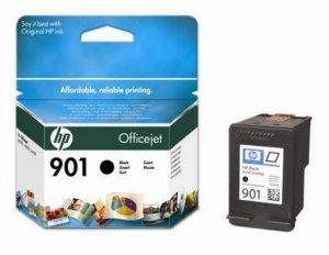 HP Inc. Tusz nr 901 Czarny CC653AE