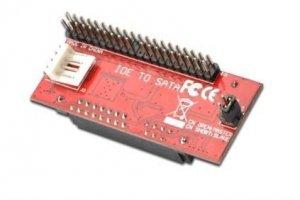 Digitus Konwerter złącza IDE/PATA do napędów SATA (HDD), Chipset: JM20330