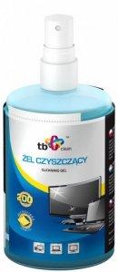 TB Clean Żel/Płyn czyszczący do ekranów 200 ml + ściereczka z mikrofibry