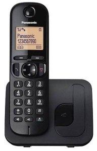 Panasonic Telefon KX-TGC210 Dect Black