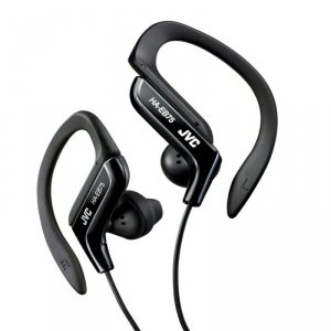 JVC Sportowe słuchawki HA-EB75-B-E CZARNE