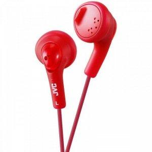 JVC Słuchawki HA-F160 czerwone