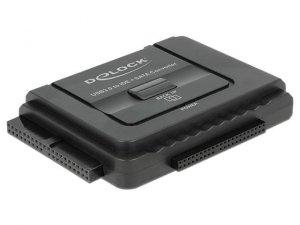 Delock Adapter USB 3.0->SATA/IDE 40/44PIN+Backup