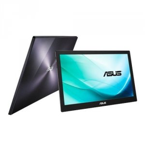 Asus Monitor 15.6 MB169B+ IPS 14ms FHD USB3.0 0.8KG 5W 8.5mm