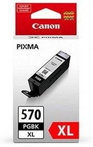 Canon Tusz PGI-570XL BK TWIN BL SEC 0318C007