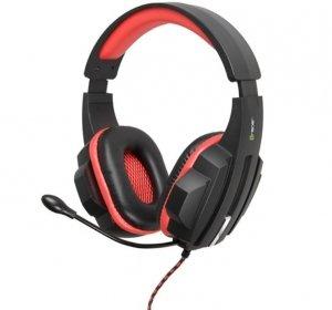 Tracer Słuchawki gaming EXPERT czerwone