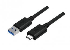 Unitek Kabel USB TYP-C DO USB 3.0; 1m; Y-C474BK