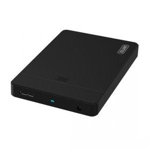 Unitek Obudowa HDD 2,5 SATA 6G USB3.0 UASP; Y-3257