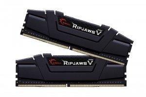 G.SKILL DDR4 32GB (2x16GB) RipjawsV 3200MHz CL16 rev2 XMP2 Black