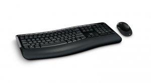 Microsoft Klawiatura + mysz Comfort 5050 Desktop AES PP4-00019