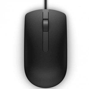 Dell Przewodowa mysz optyczna USB czarna MS116 (570-AAIR/570-AAIS)