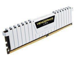 Corsair DDR4 Vengeance LPX 16GB/3000(2*8GB) CL15-17-17-35 WHITE