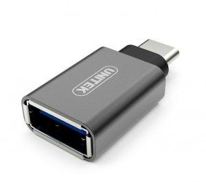 Unitek Adapter USB TYP-C do USB (F ); Y-A025CGY