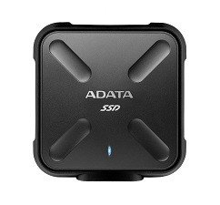 Adata SSD External SD700 256G USB3.1 Durable Czarny