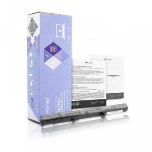Mitsu Bateria do Asus X451, X551  2200 mAh (32 Wh) 14.4 - 14.8 Volt