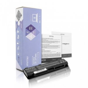 Mitsu Bateria do Toshiba C850, L800, S855 4400 mAh (49 Wh) 10.8 - 11.1 Volt