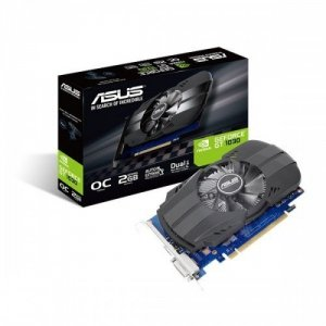 Asus Karta graficzna GeForce GT 1030 OC 2GB GDDR5 64BIT HDMI/DVI