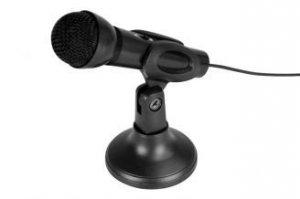 Media-Tech MICCO SFX niskoszumowy, kierunkowy mikrofon biurkowy