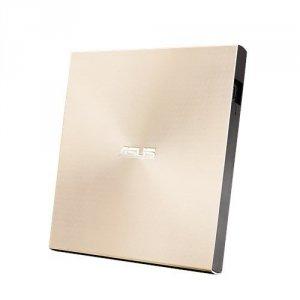 Asus Nagrywarka zewnętrzna ZenDrive U9M Ultra-slim DVD USB/USB-c złota