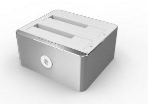 Unitek Stacja dokująca HDD;USB TYP-C; CLONE; Y-3027 ALU