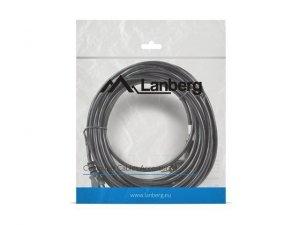 LANBERG Kabel zasilający CEE 7/7 - IEC 320 C13 VDE 10M czarny
