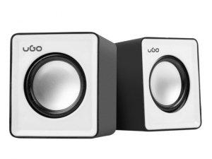 UGo Głośniki 2.0 Office 2x 3W USB