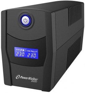 PowerWalker UPS Line-Interactive 800VA STL FR 2x PL 230V, USB, RJ11/45      In/Out