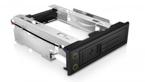 IcyBox IB-166SSK-B 3,5'' HDD SATA/SAS