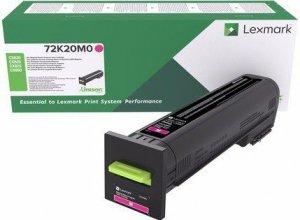 Lexmark Toner CS820 magenta 8k 72K20M0