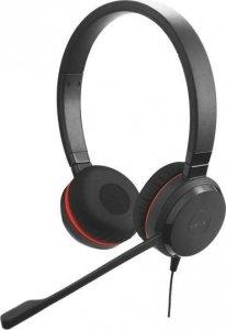 Jabra Słuchawki Evolve 20 Stereo UC Leatherette