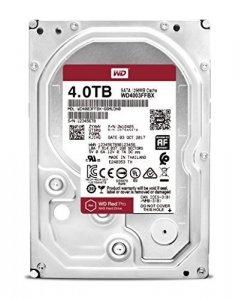 Western Digital HDD Red Pro 4TB 3,5'' 256MB SATAIII/7200rpm