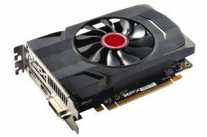 XFX Karta graficzna Radeon RX 550 4GB GDDR5 1203/7000 Dual Slot (DP HDMI DVI)