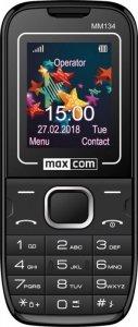 Maxcom Telefon MM 134 Dual SIM