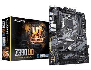 Gigabyte Płyta główna Z390 UD s1151 4DDR4 HDMI/USB3.1 M.2 ATX