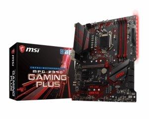 MSI Płyta główna MPG Z390 GAMING PLUS s1151 4DDR4 HDMI/DVI ATX