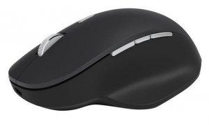 Microsoft Mysz komputerowa Precision Mouse BLTH Black GHV-00006