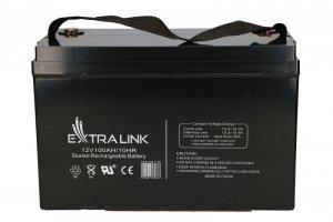 Extralink Akumulator AGM 12V 100AH