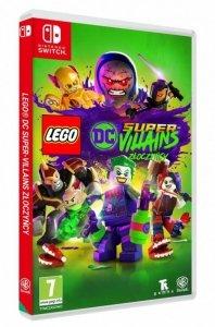 Cenega Gra Nintendo Switch Lego Super Złoczyńcy