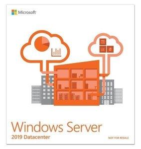 Microsoft Oprogramowanie OEM Win Svr Datacenter 2019 ENG x64 16Core DVD P71-09023
