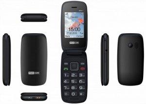 Maxcom Telefon MM 817 czarny