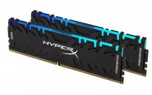 HyperX Pamięć DDR4 Predator RGB 16GB/3000 (2*8GB) CL15